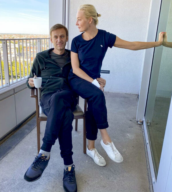Germany Russia Navalny