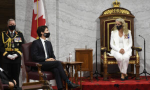 Throne Speech Welcomed by Greens, Decried by Others