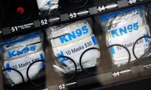Up to 70 Percent of KN95 Masks From China Not Meeting Health Standards, Researchers Say