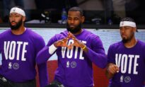 LeBron James: 'Zero Comment' on Challenge to Match Reward for LA Cop Shooter