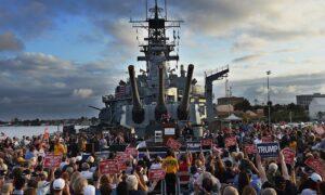 Plan Announced to Designate USS Iowa Battleship as National Museum