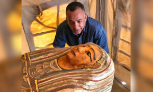 Over Two Dozen Sealed Coffins Buried for 2,500 Years Unearthed From Egyptian Tomb