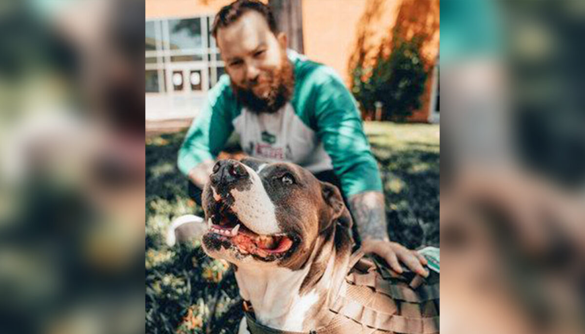 Pet company launches 3rd annual campaign to pair service dogs with veterans in need