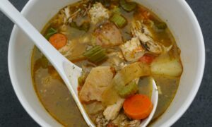 Jewish Penicillin: Chicken Dill Soup to Cure What Ails You
