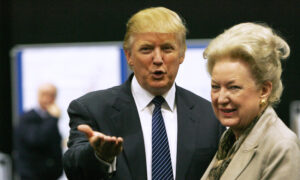 Mary Trump Sues Relatives, Including President, Over Fraud Allegations