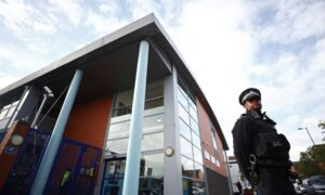 UK Police Officer Shot Dead at Custody Center in South London