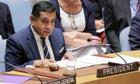UK Criticizes China Over Hong Kong and Xinjiang at UN Meeting