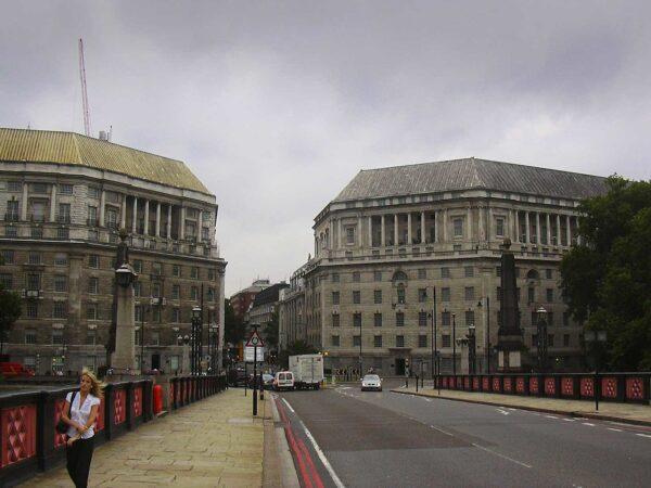 MI5 Thames House