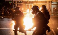 Five Charged in Ongoing Portland Rioting