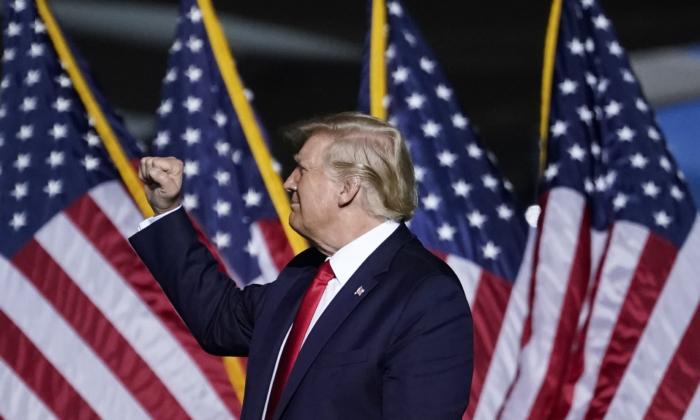 Trump Signs 'Born Alive' Executive Order