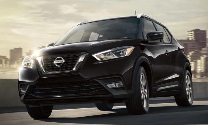 2020 Nissan Kicks. (Courtesy of Nissan)