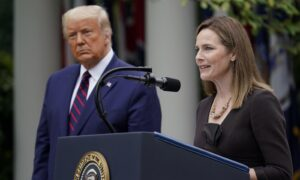 Republicans Applaud Nomination of Amy Coney Barrett to Supreme Court