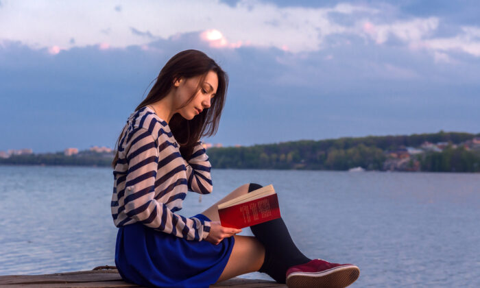 What books did your teen's school include on its summer reading list? (Romanets / Shutterstock)