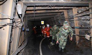 China Coal Mine Accident Kills 16
