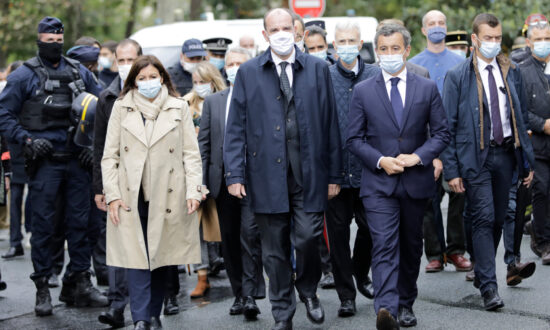 France Vows to Protect Its Jewish Community After Stabbing