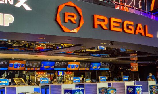 Irvine Spectrum's Regal Cinema Gets Shining New Remodel