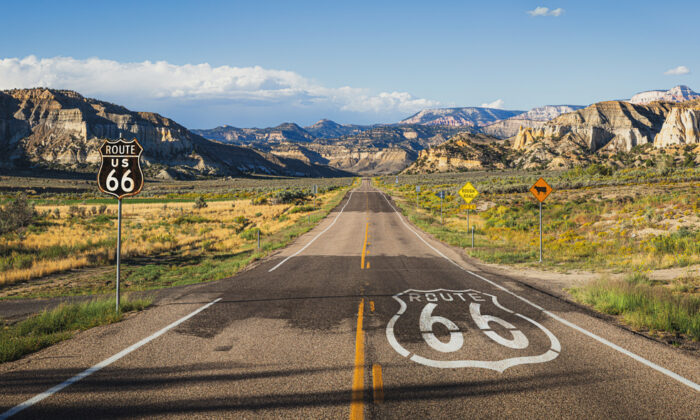 Route 66 used to be known as America's main street. (Nyokki/Shutterstock)