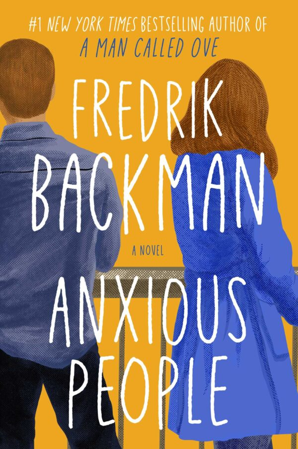 ANXIOUS PEOPLE cover image