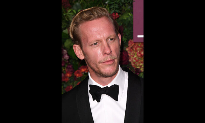 Laurence Fox attends the 65th Evening Standard Theatre Awards at the London Coliseum in London on Nov. 24, 2019. (Stuart C. Wilson/Getty Images)