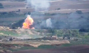 Armenia Says Warplane Downed; Azerbaijan, Turkey Deny It