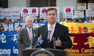 Former Senator Explains the Chinese Communist Party's Influence in California