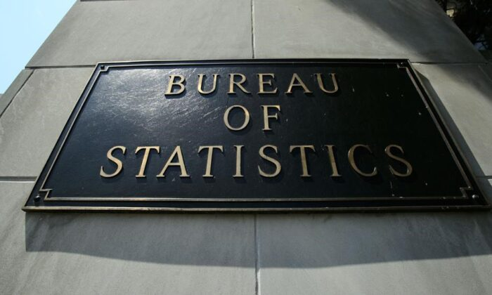Statistics Canada building and signs are pictured in Ottawa on July 3, 2019. (Sean Kilpatrick/The Canadian Press)