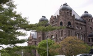 Ontario Legislature Cancels Controversial Chinese Regime Flag Raising Ceremony