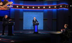 Trump and Biden Face Off in Heated 1st Debate