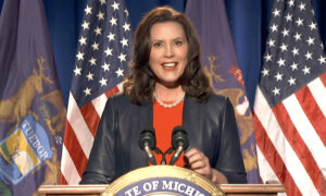 Michigan's Whitmer Extends State of Emergency Until Late October
