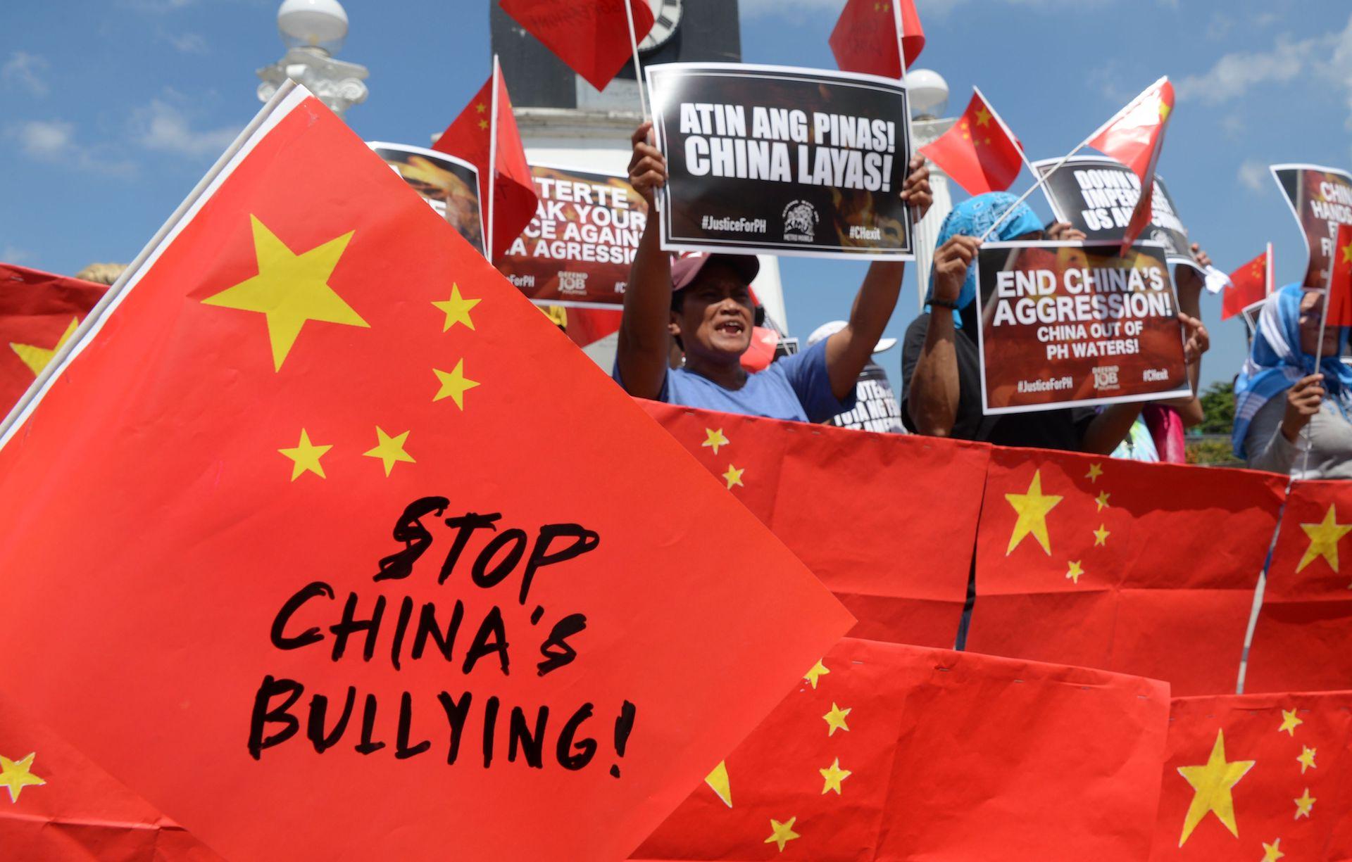 TOPSHOT-PHILIPPINES-CHINA-VIETNAM-MARITIME