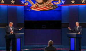 Trump, Biden Square Off on Policing, Pandemic, Economy in First Presidential Debate
