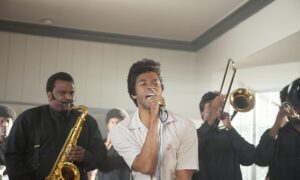 Rewind, Review, and Re-Rate: 'Get on Up': R.I.P. Chadwick Boseman