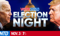 Programming Alert: Election Night 2020