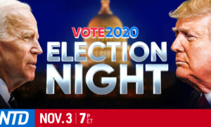 Programming Alert: Election Night 2020