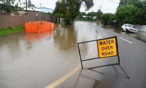 Heavy Rain, Flooding in Far North Queensland