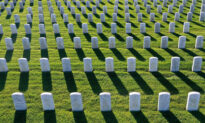 Patriot Honors Over 3,200 Military Heroes by Touching Every Headstone at Vermont Cemetery
