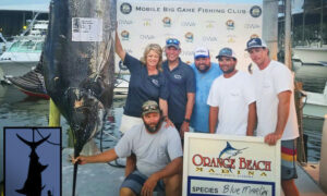 Woman Reels In 852lb 'Monster' Marlin in Gulf of Mexico, Sets State Record for Largest Fish