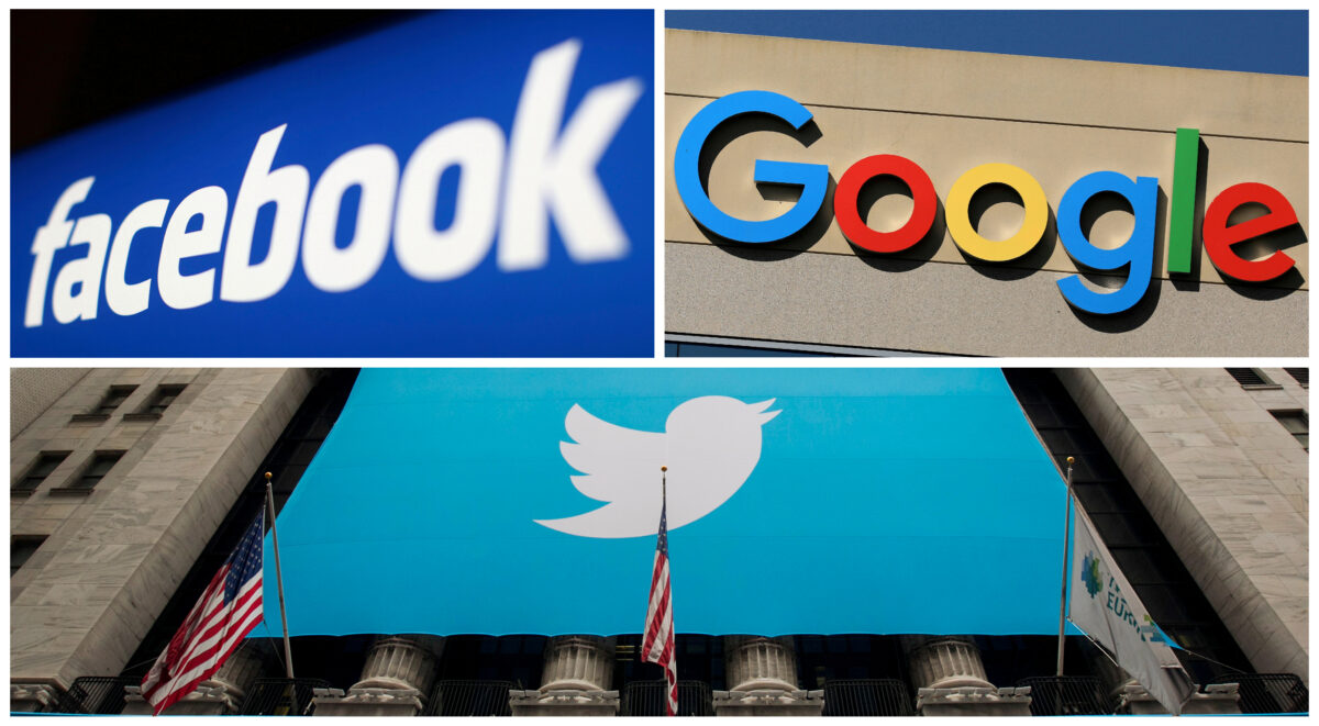 Facebook, Google, Twitter Execs Call for Alternatives to Stripping Tech Firms of Section 230 Protections
