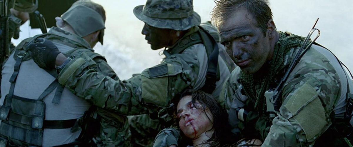 """Navy SEALS rescue CIA agent in """"Act of Valor"""""""