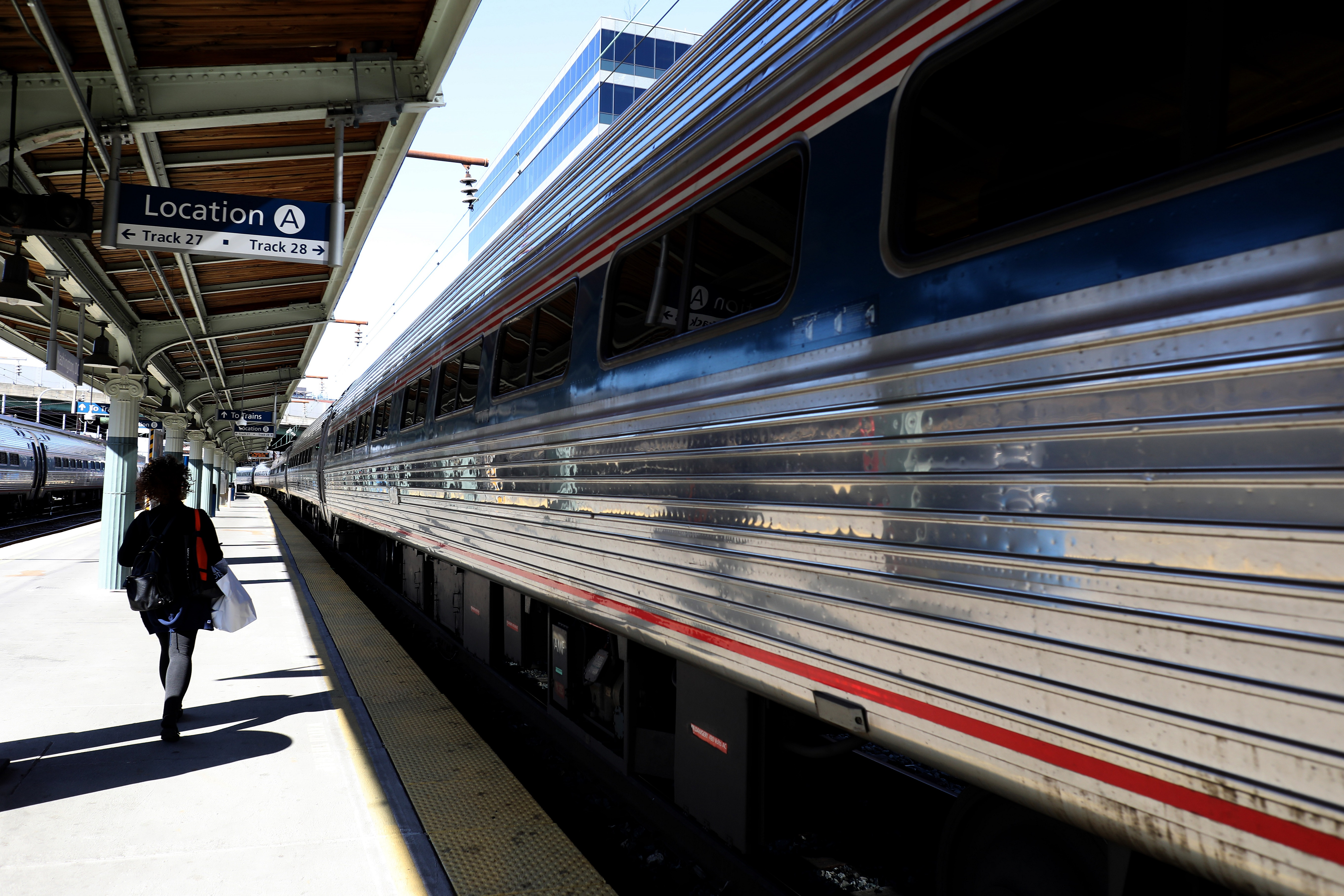 Amtrak Cuts 50 Percent Of Routes Amid Coronavirus Pandemic