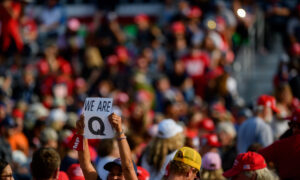 17 House Lawmakers Vote Against Condemning QAnon