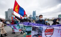 Beijing's Aggressions Unite Protesters Across Globe on China's 'National Day'