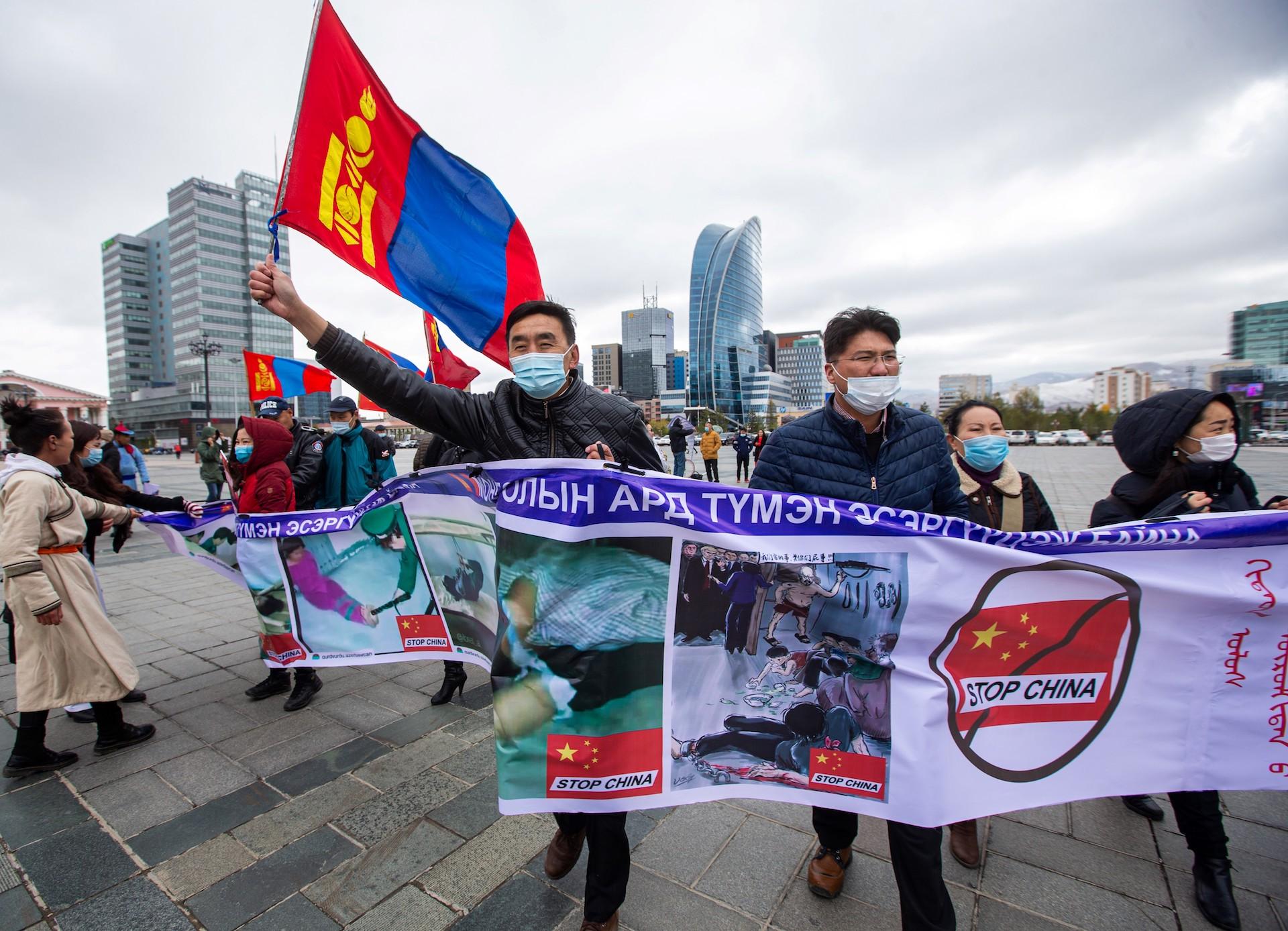 MONGOLIA-CHINA-DIPLOMACY-RIGHTS