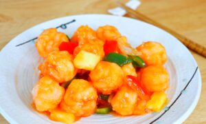 Sweet and Sour Shrimp: Crisp, Colorful, and Better Homemade