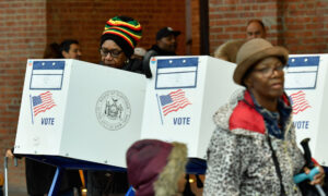 NYC Election Board to Resend 100,000 Ballots