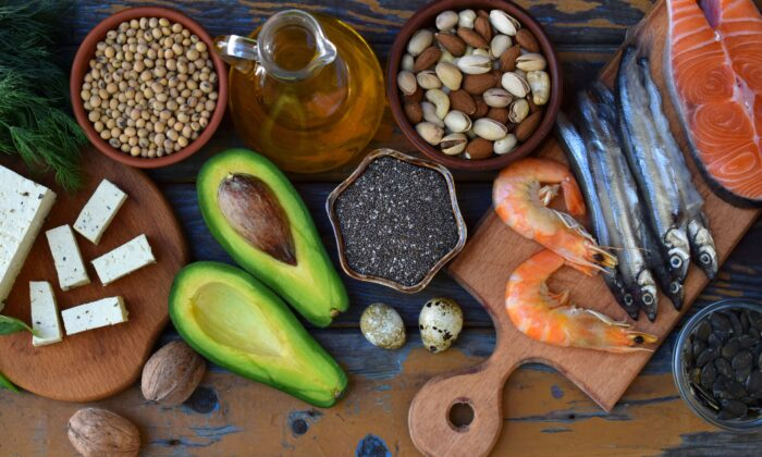 Researchers have found eating foods high in omega 3 fatty acids could help stave off neurological conditions. (Oksana_Slepko/Shutterstock)