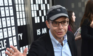 Actor Rick Moranis Randomly Attacked in NYC