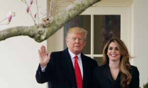 Trump, Melania in Quarantine After White House Aide Hope Hicks Tests Positive for COVID-19