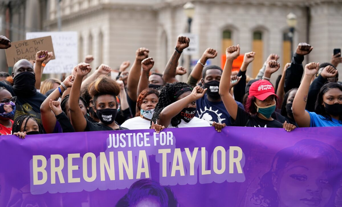 Breonna Taylor protest3