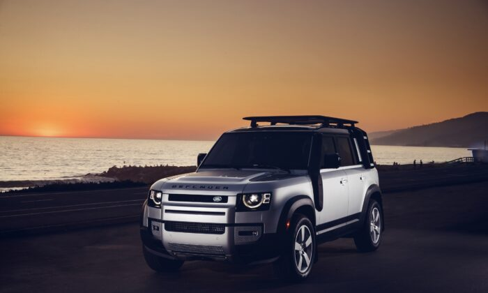 2020 Land Rover Defender. (Courtesy of Land Rover)